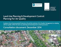 IAQM planning guidance
